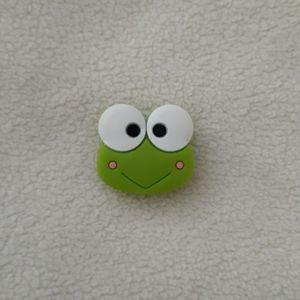 NEW Hello Kitty Keroppi Frog Croc Charm Jibbitz